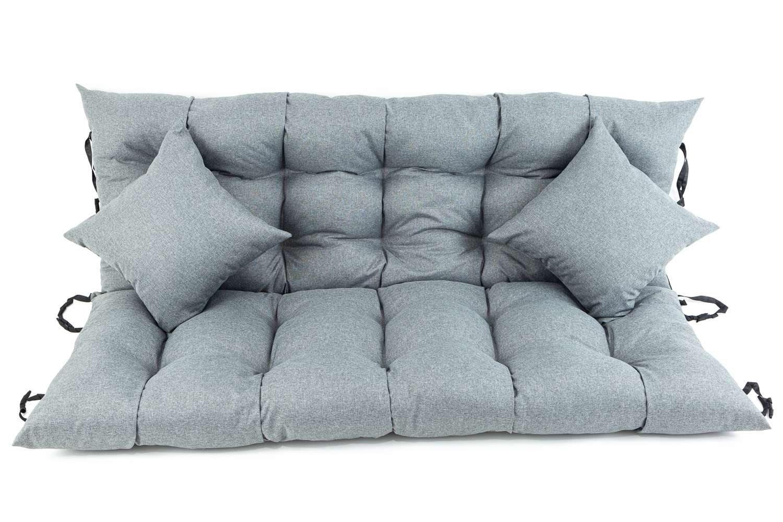 Подушка для садовых качелей 140х55х55 Лен