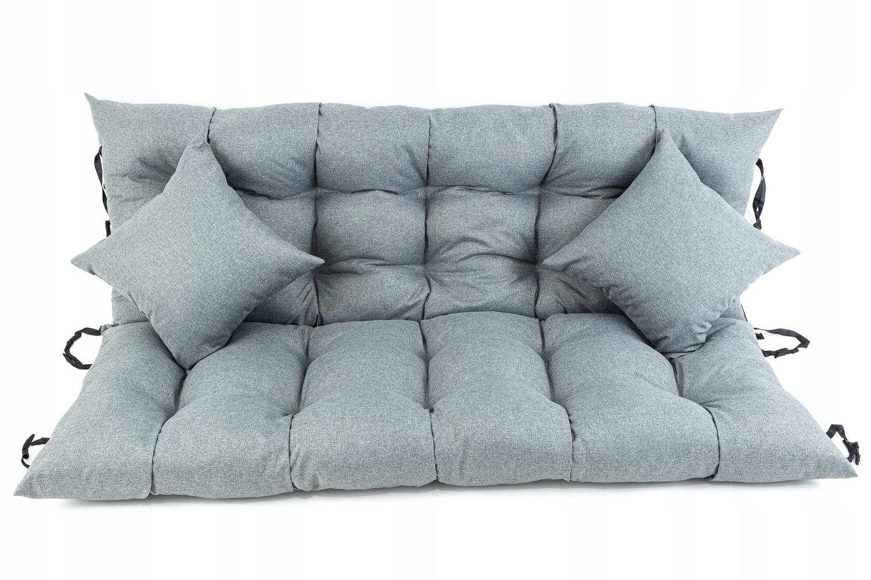 Подушка для садовых качелей, скамейки 150х55х55 Лен