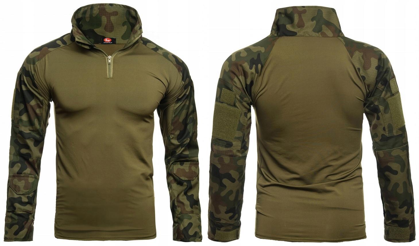 Combat shirt BLUZA WOJSKOWA termoaktywna MORO L