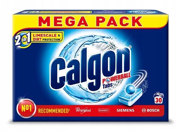 CALGON Таблетки для стиральной машины 30шт