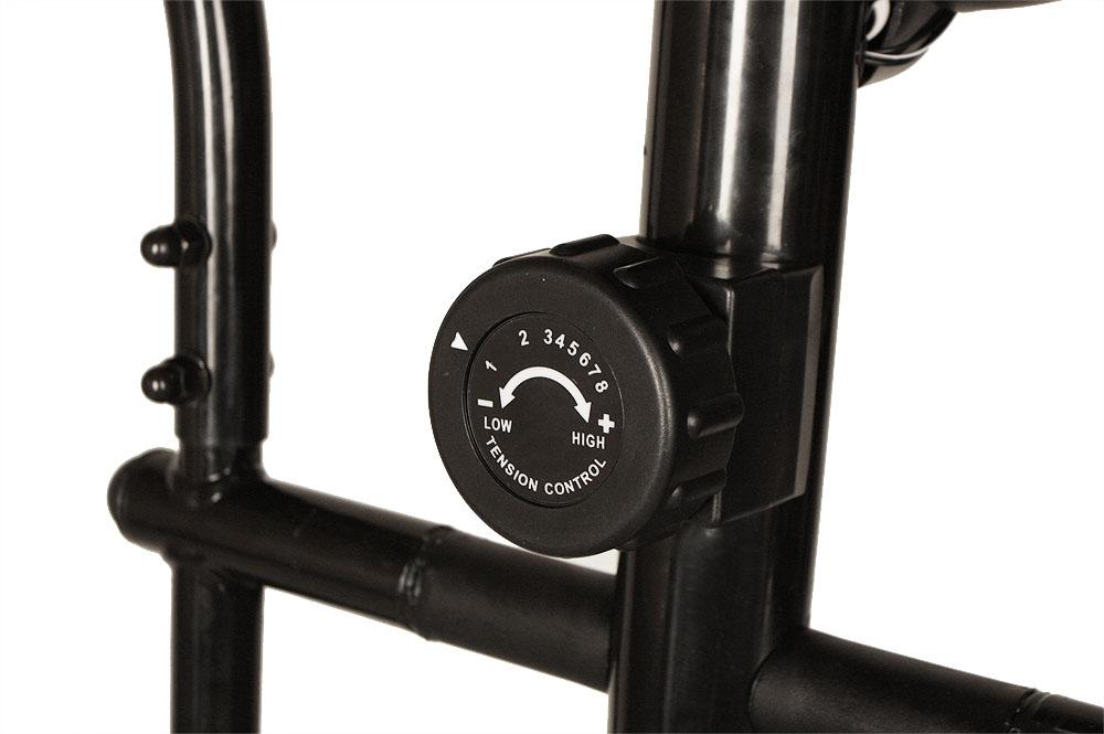 Hertz SYMBIO magnetni eliptični trenažer - impulz, kalorije Magnetni tip