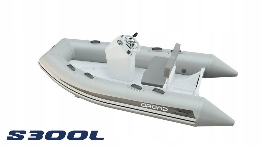 Купить GRAND Silver Line-шампунь S300L RIB Понтон лодку моторный катер на Eurozakup - цены и фото - доставка из Польши и стран Европы в Украину.