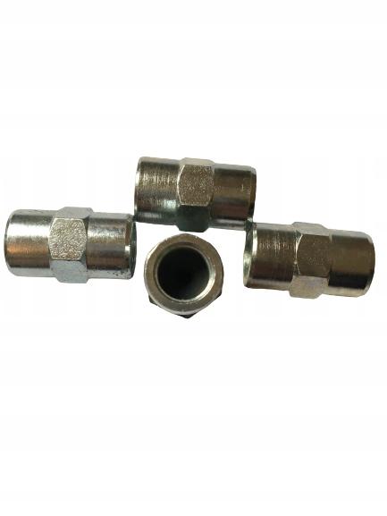 Соединитель разъем трубки провода тормоза 10x1