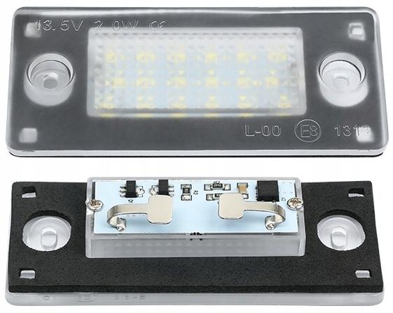 подсветка led массива audi a4 b5 avant a3 8l f