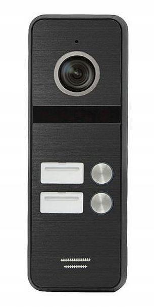 WIDEODOMOFON VIDEODOMOFON DOMOFON DWURODZINNY WiFi Informacje dodatkowe Sterowanie napędem bramy Sterowanie oświetleniem