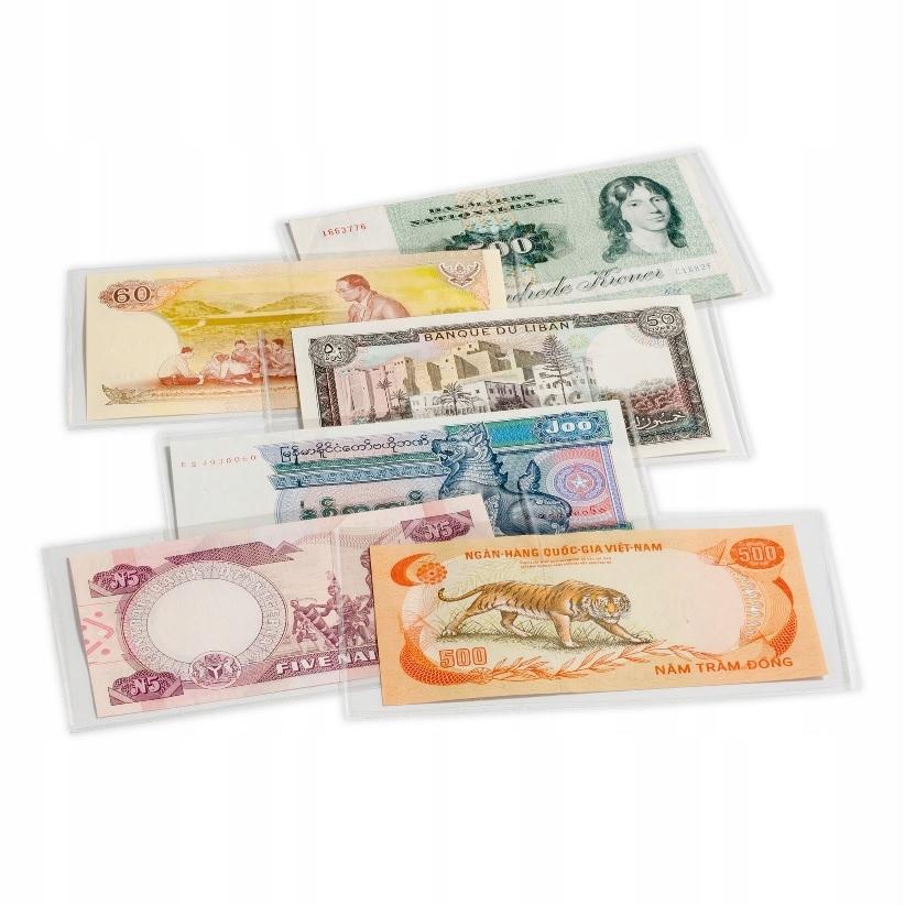 Folia na pocztówki 113 X 157 ( 150 sztuk)-250 gram