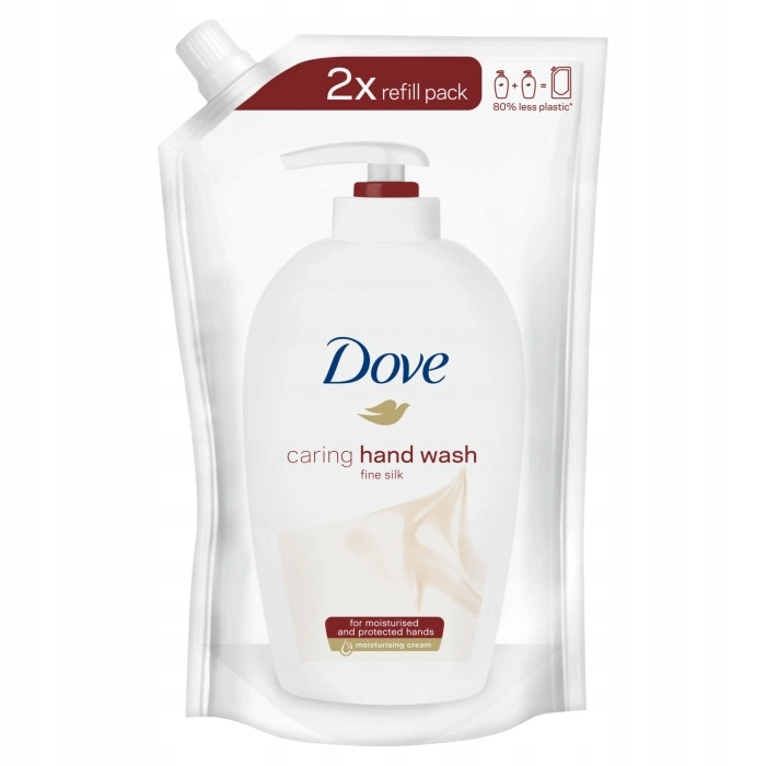 Dove жидкое мыло запас Caring hand wash 500