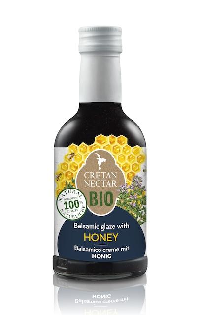 Крем винный бальзамический с медом 250мл БИО