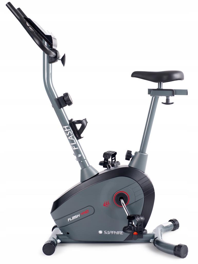 SG FLASH rower magnetyczny TRENINGOWY stacjonarny Waga koła zamachowego 7 kg