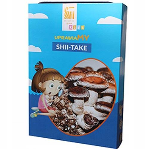 MUSHROOM Shiitake KIT Детское выращивание для детей