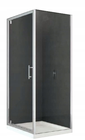 Sprchový kút NOVELLINI KALI G + F 70X70 L / P