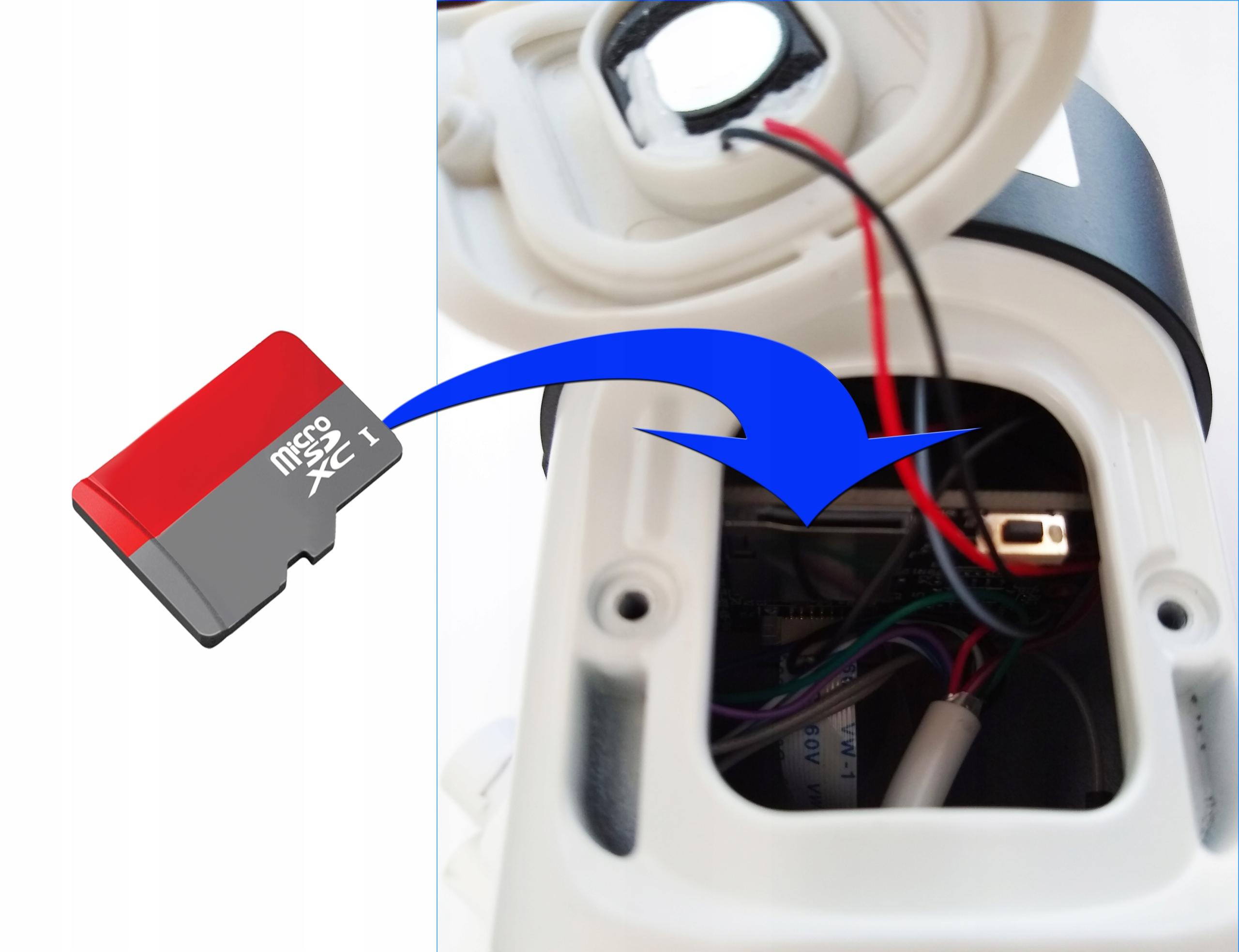 Kamera RTX SmartCam Zewnętrzna Tuya Alexa Google Kod produktu .