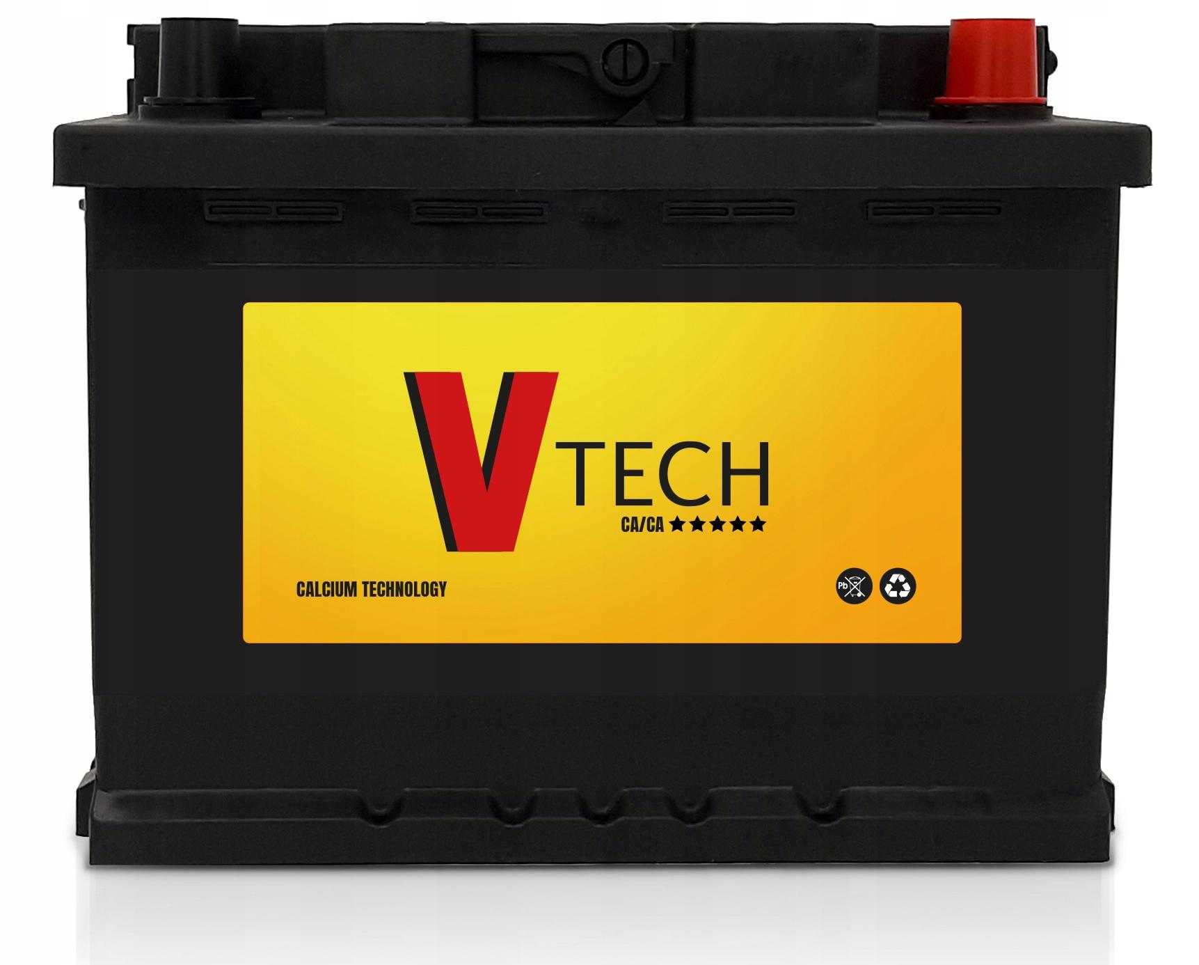 аккумулятор загрузочный vtech 12v 60ah 480a 61ah