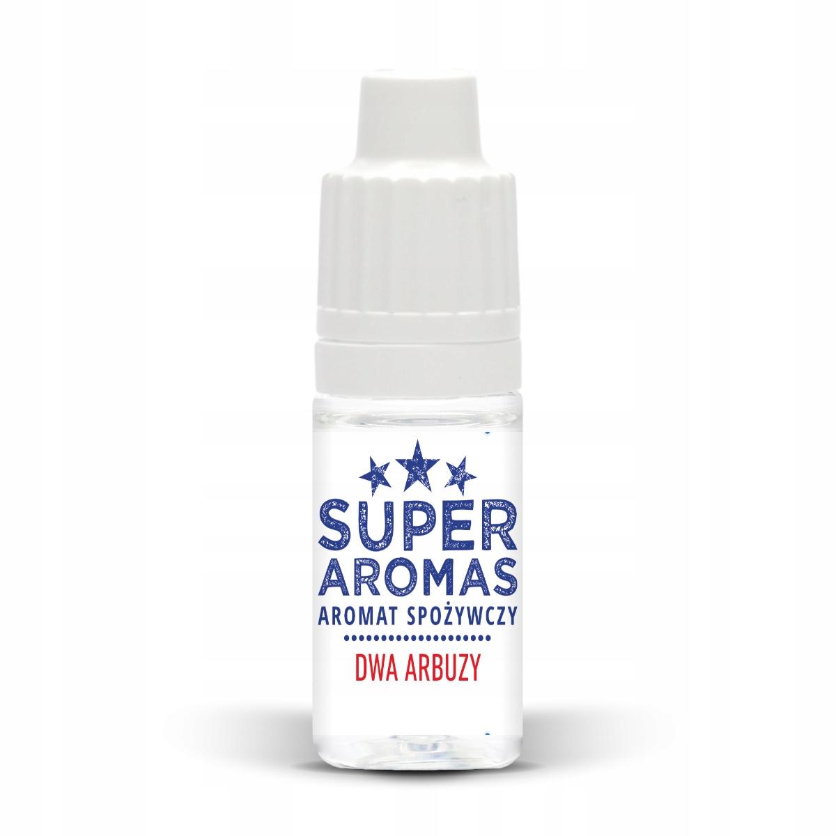 SUPER AROMAS Пищевой аромат два арбуза 10 мл