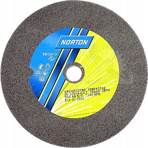 Subbble 125x6x12,7 pre píly brúsneho pásma