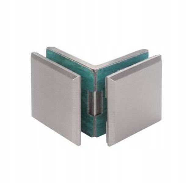 Svorka PC414, sklo-sklo 90 °