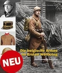 Die belgische Armee im Ersten Weltkrieg
