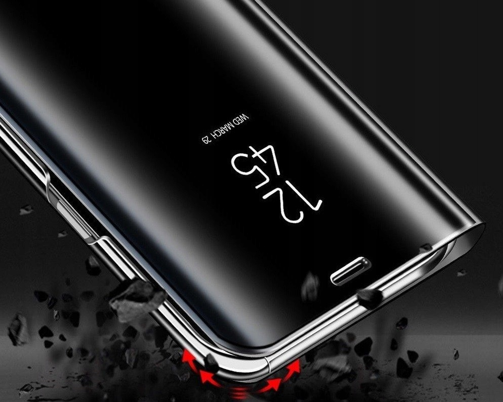 Etui Clear View Cover SZKŁO do Huawei P Smart 2019 Producent Kraina GSM