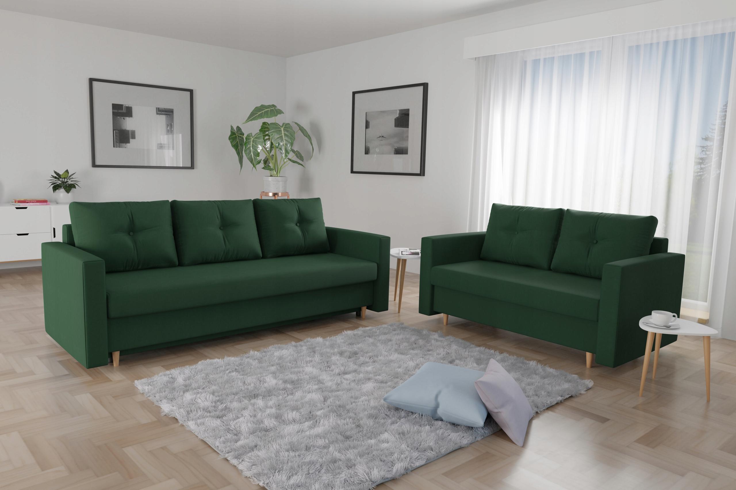 LIDIA 3+2 Sofa Kanapa Komplet wypoczynkowy Zestaw