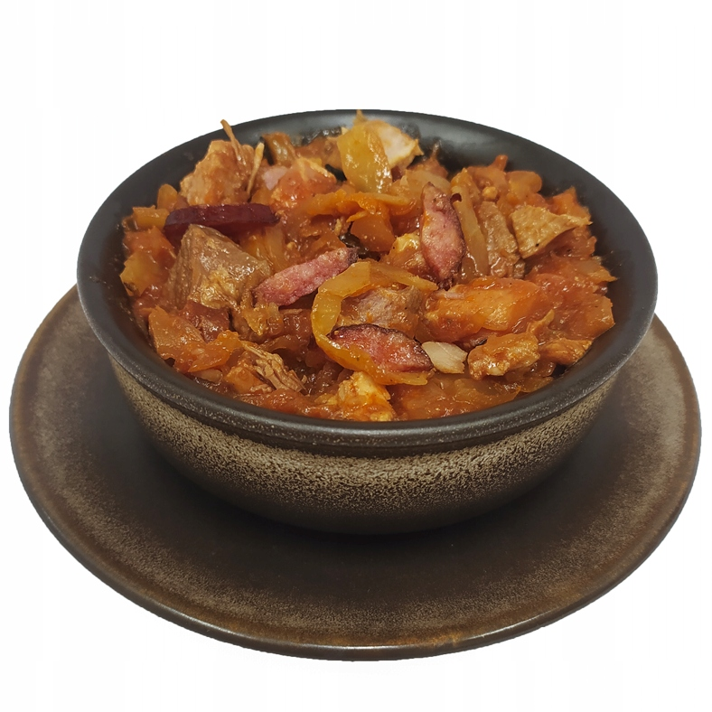 Бигос на свинине и колбасе 0.9л