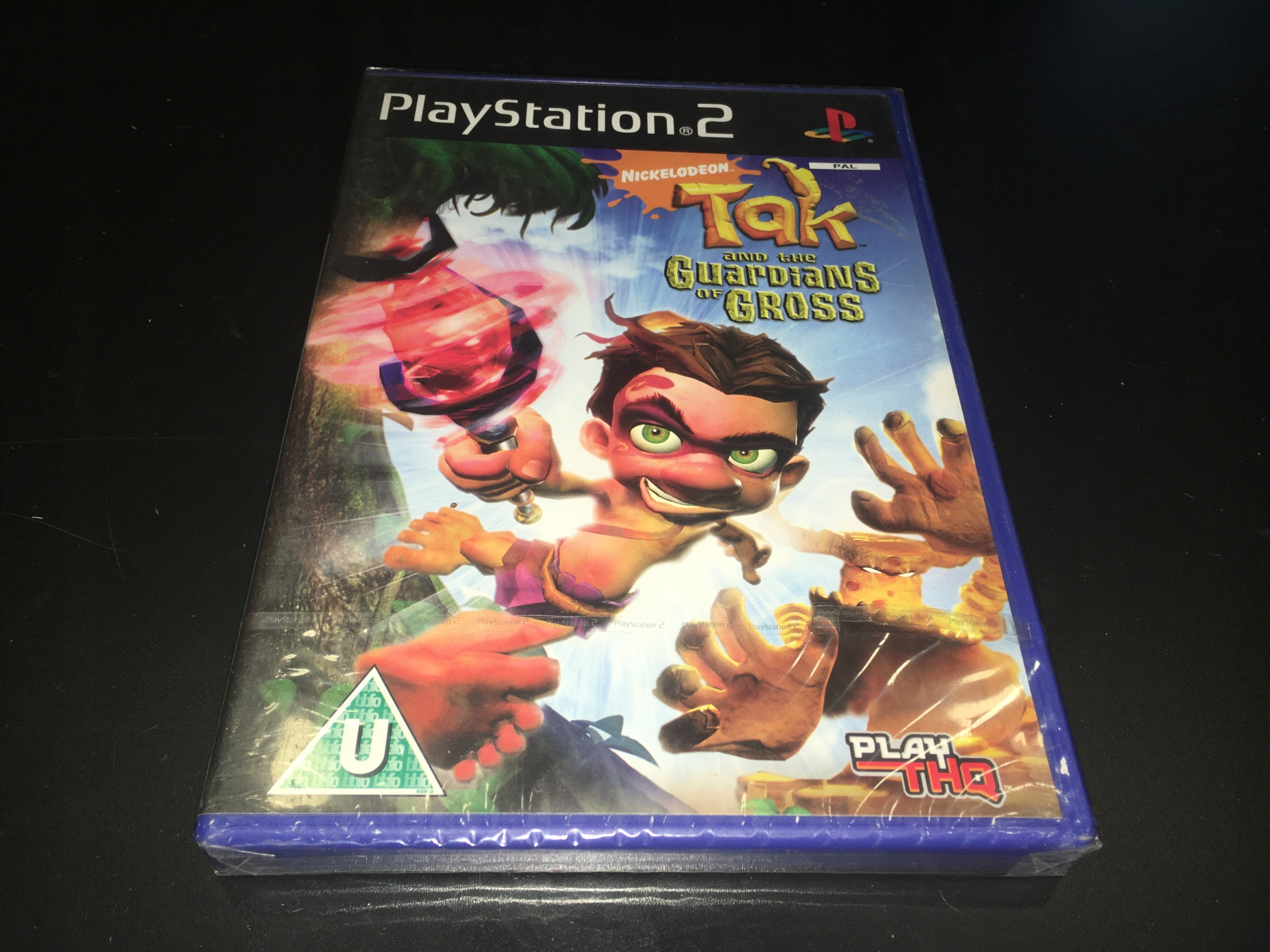 Tak and the Guardians of Gross / PS2