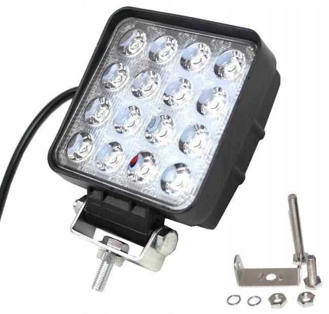 Лампа рабочая Ledowa Прожектора 16 LED Галоген 48 В
