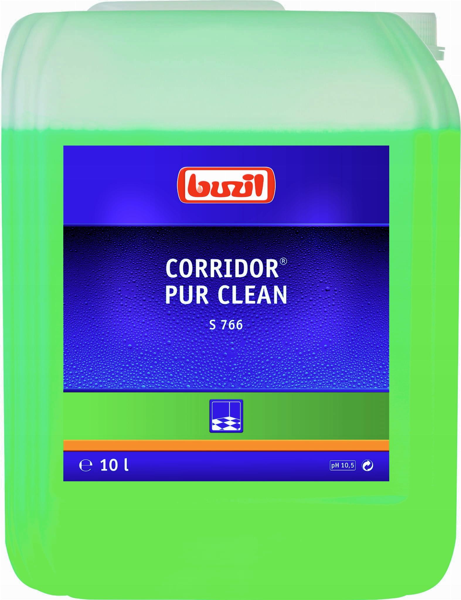 Buzil Corridor PUR S766 для мытья полов 10л 766