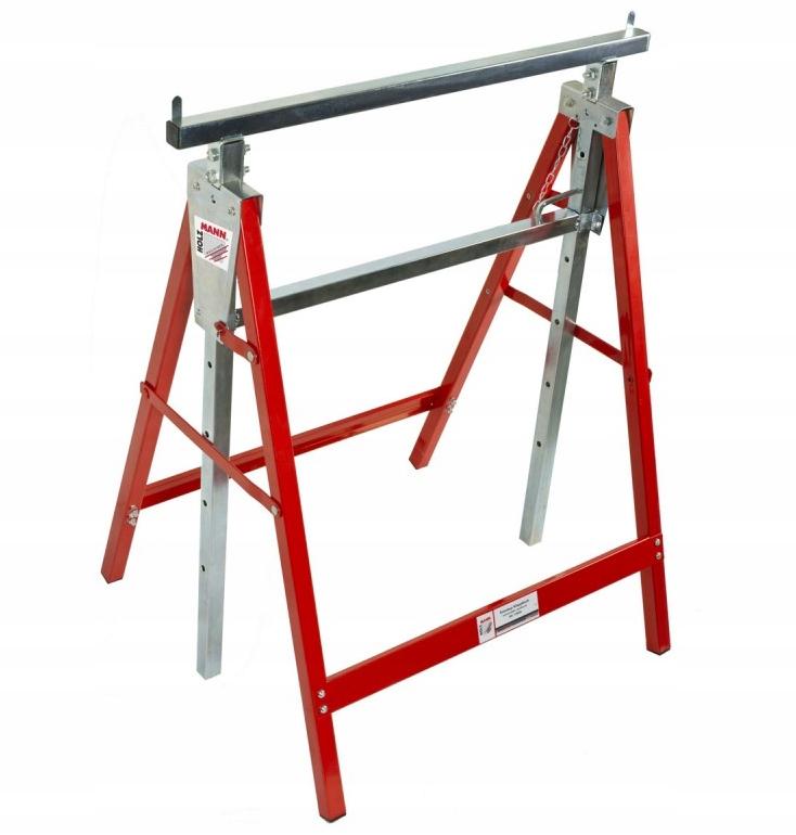 Телескопический складной строительный стол Billy Goat