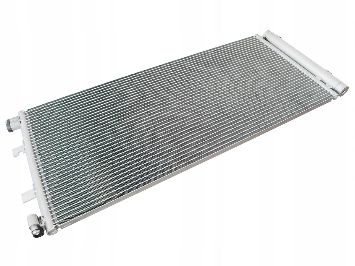 радиатор кондиционирования воздуха renault master 3 iii movano