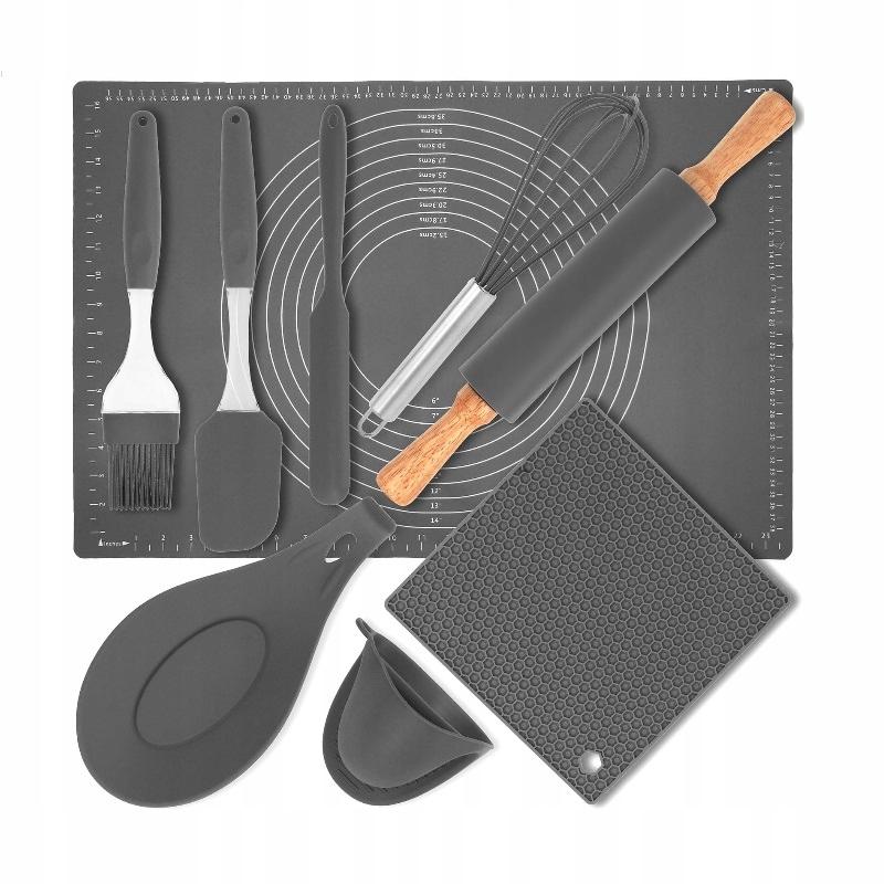 Купить Мат Stolnica XL Роликовая щетка-шпатель-нож-9 шт. на Otpravka - цены и фото - доставка из Польши и стран Европы в Украину.