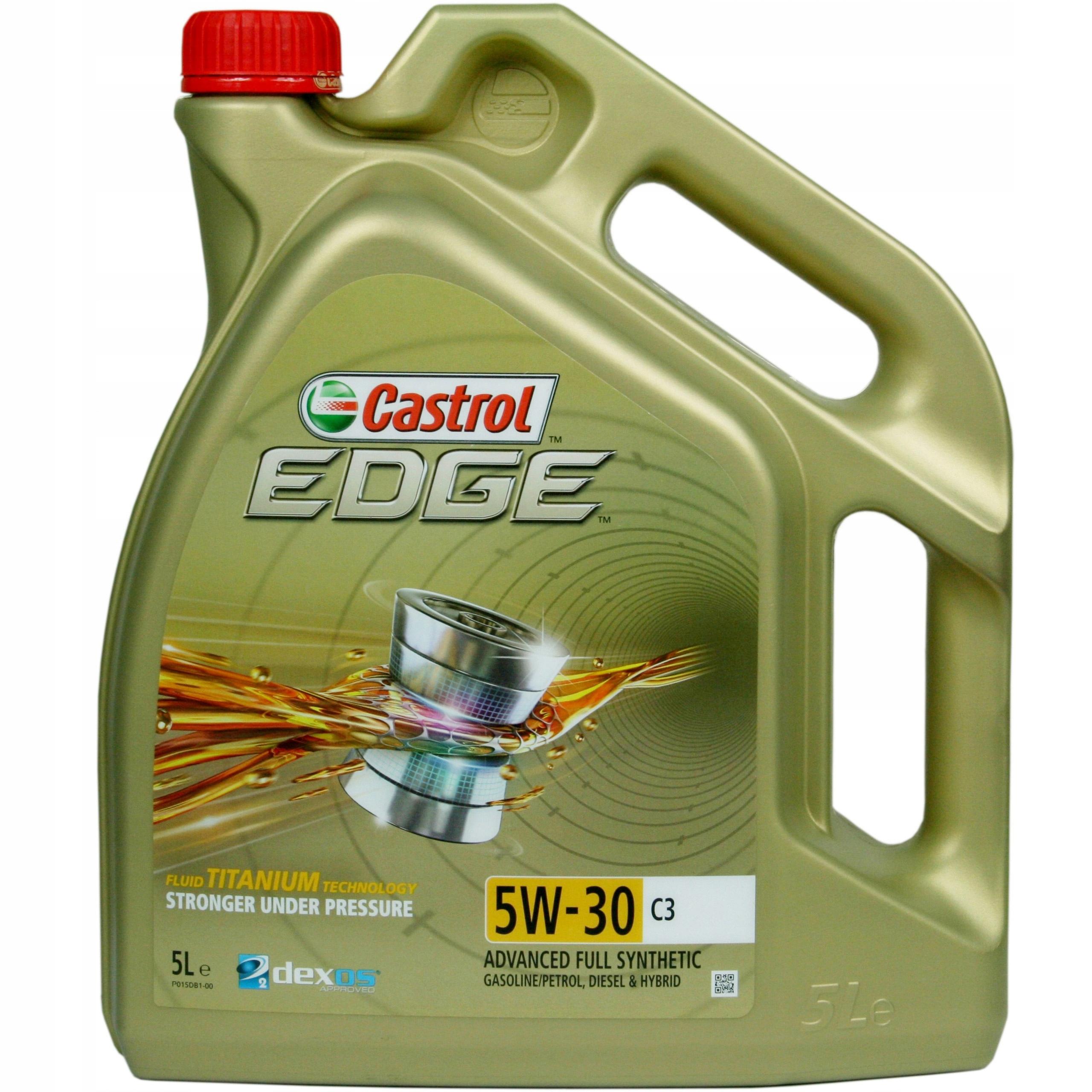 Olej Silnikowy Castrol Edge 5W-30 C3 PC 5L