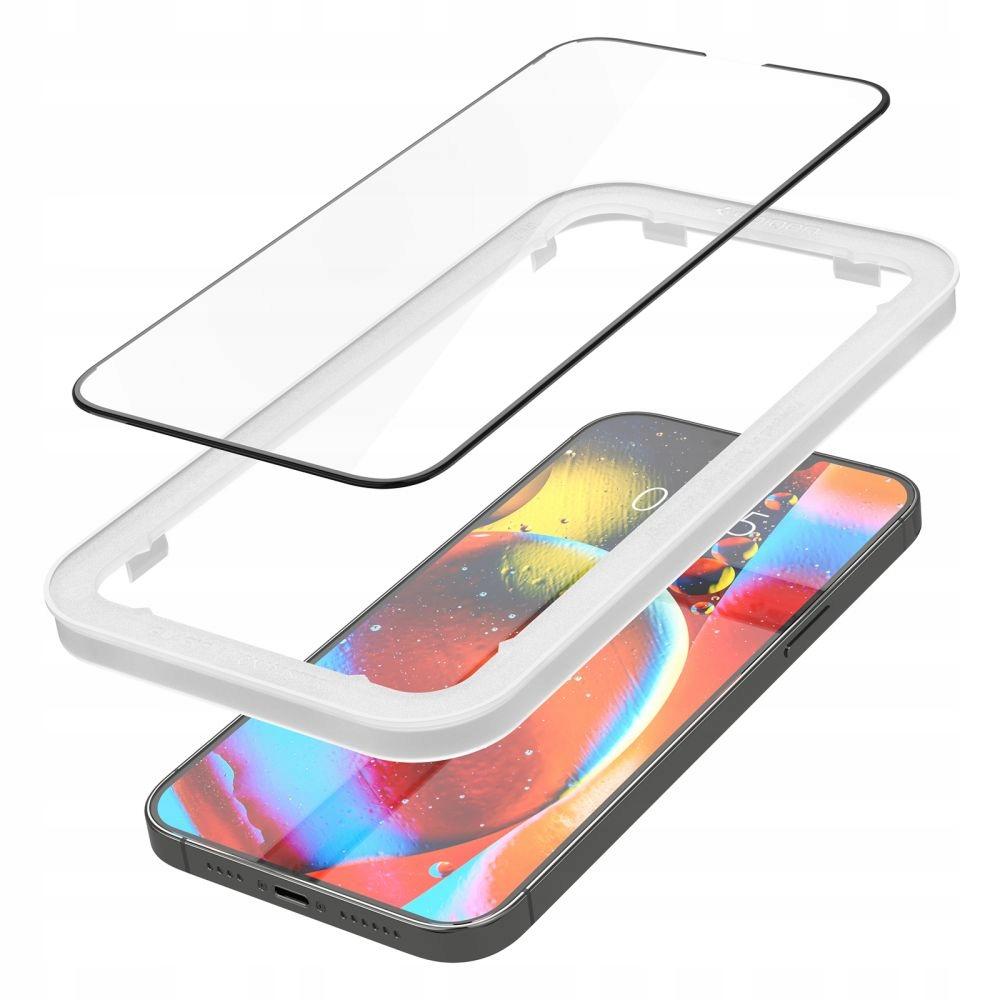 2x Szkło Spigen Alm Glass Fc do iPhone 13 Pro Max Kod producenta Szkło Spigen Alm Glass iPhone 13 Pro Max