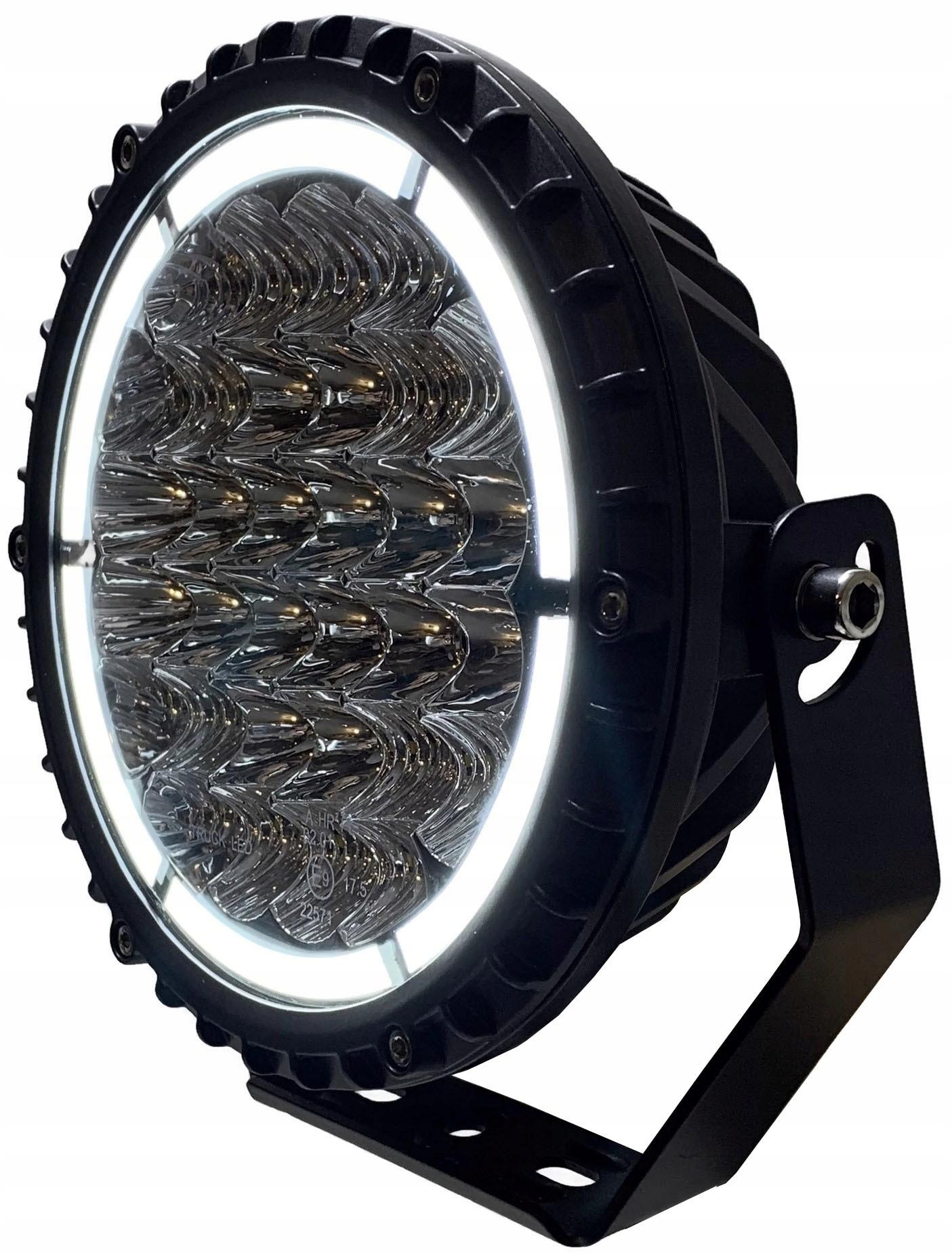 галоген дорожный дальнего света led cree кольцо 12v 24v
