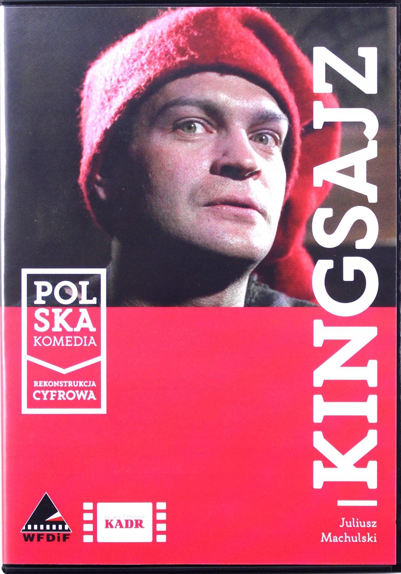 Kingsajz (rekonstrukcja Cyfrowa) [DVD]