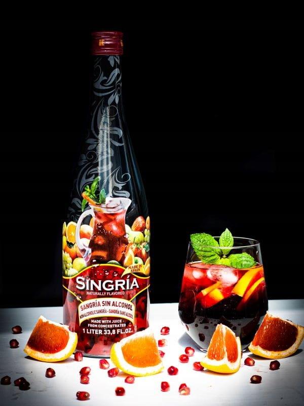 Купить СИНГРИЯ - безалкогольная сангрия на Otpravka - цены и фото - доставка из Польши и стран Европы в Украину.