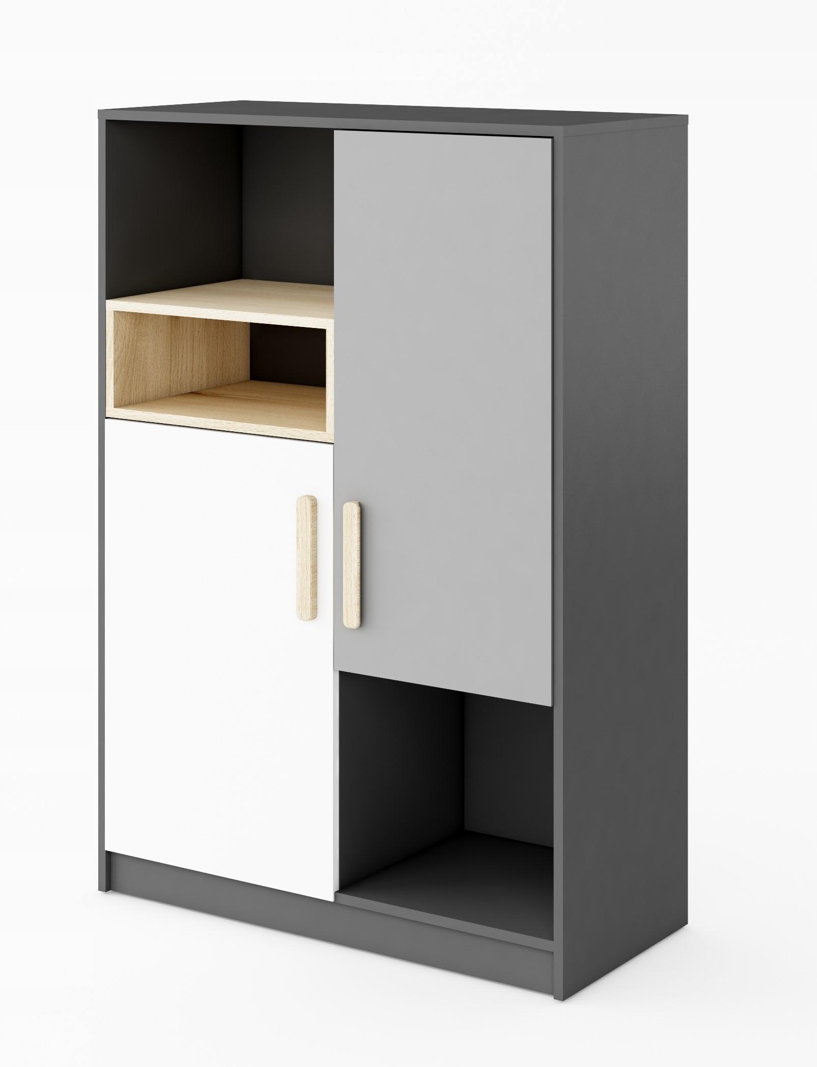 шкаф комод книжный шкаф полки CHILDREN'S ROOM SYSTEM