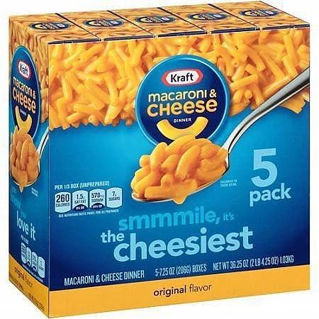 Macaroni Cheese Macaroni Cheese 1.03 кг из США