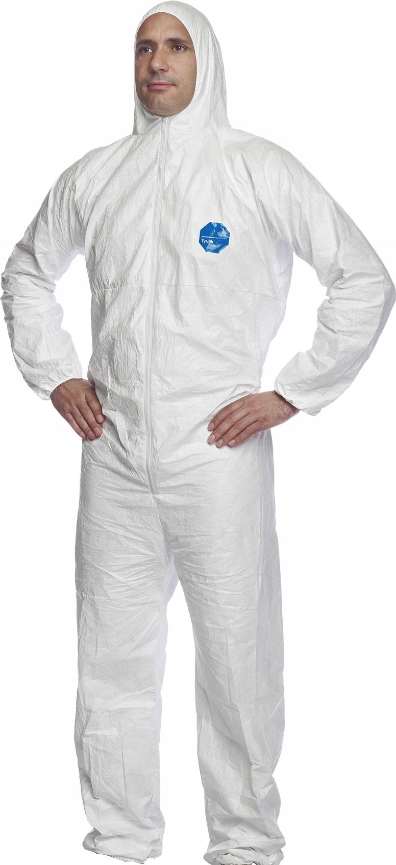 Костюм химической защиты краски TYVEK 5 6