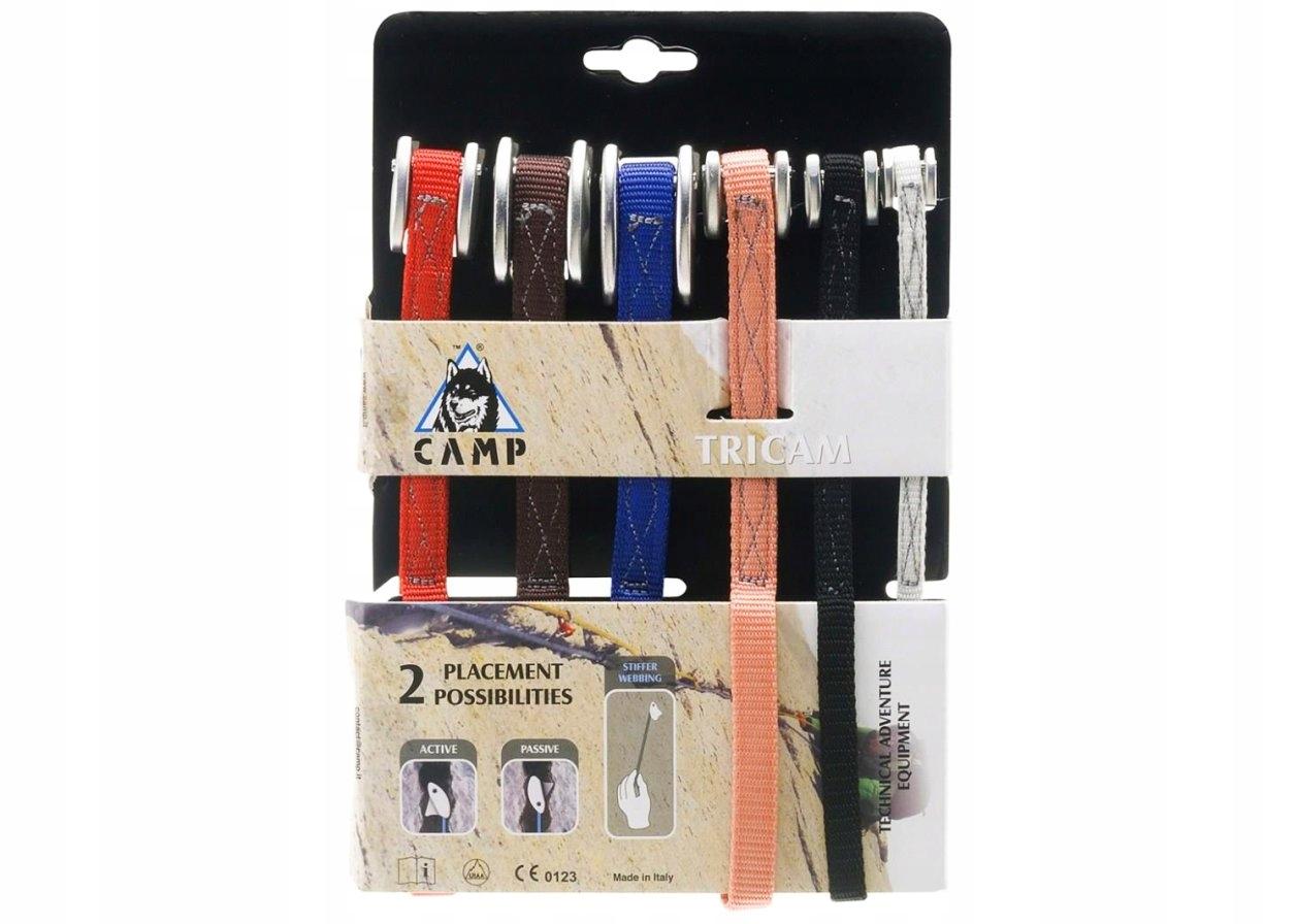 Camp Tricam Bone Set 6-dielny