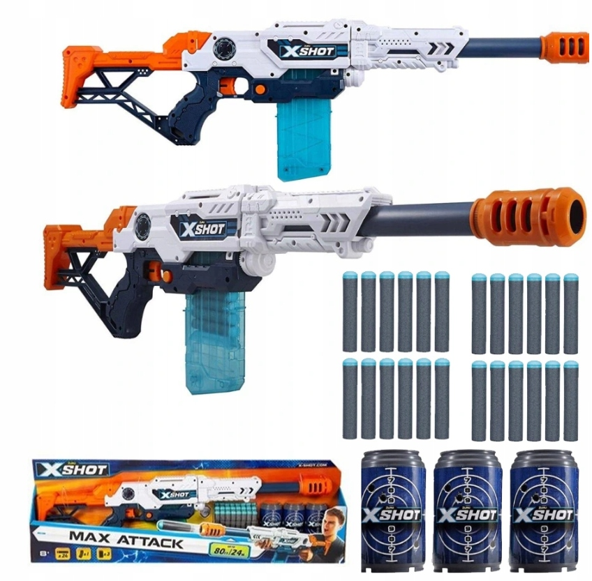 RIFLE GUN RIFLE XXL X-SHOT ZURU