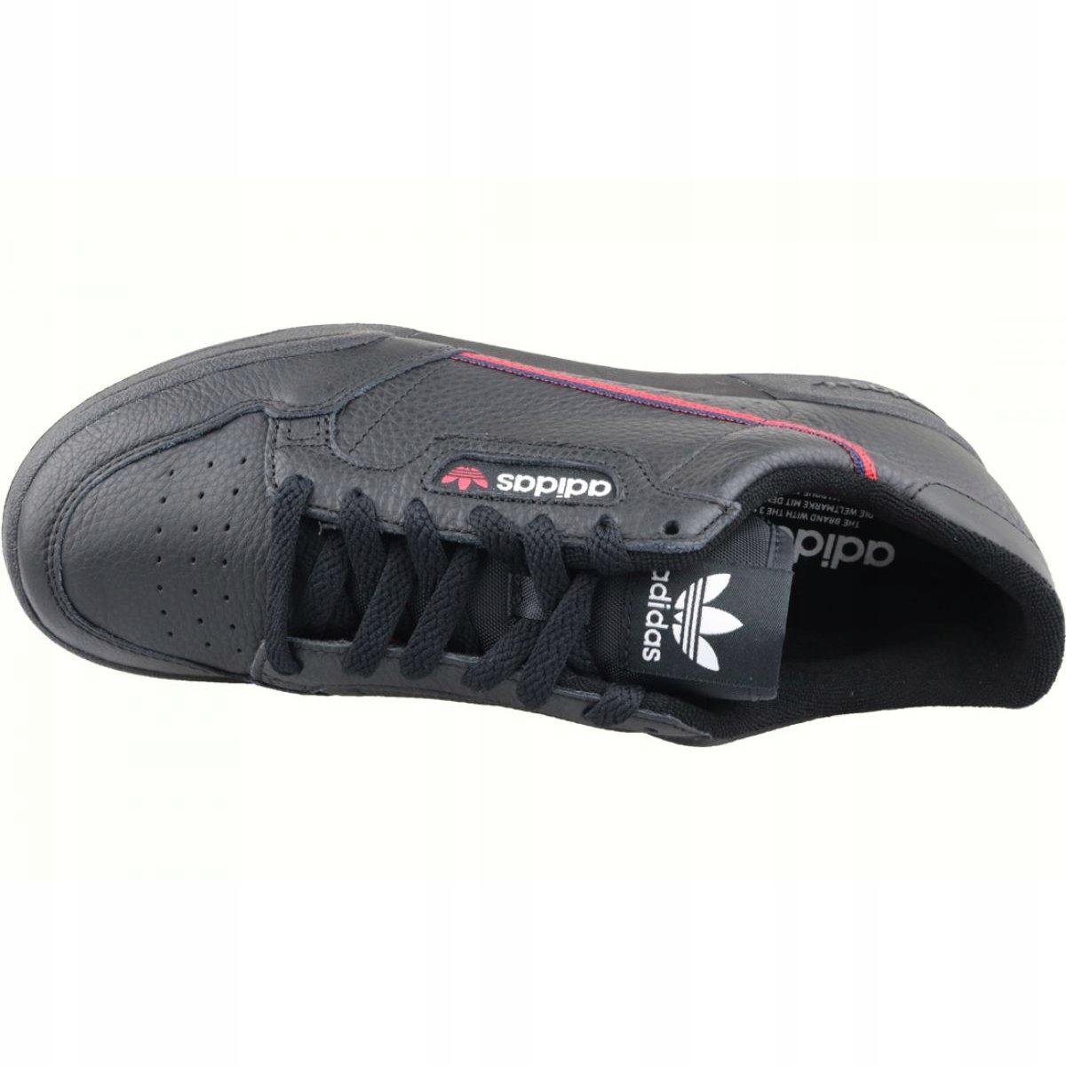Czarne Buty Obuwie męskie Sportowe Adidas r.47 1/3 9140644646
