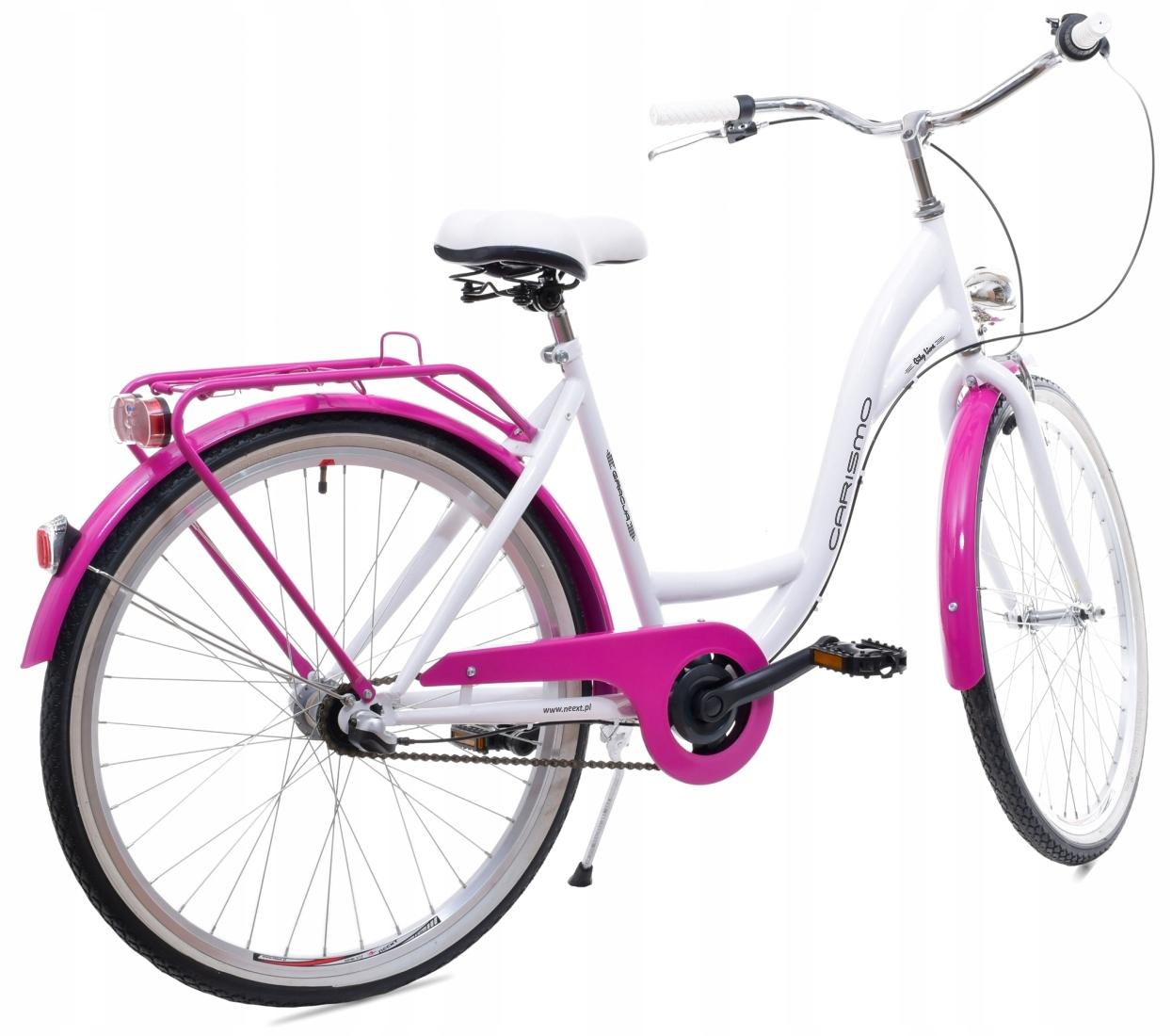 """Dámsky mestský bicykel GRACE 26 Shimano 3b, holandské rozmery kolies ("""") 26"""