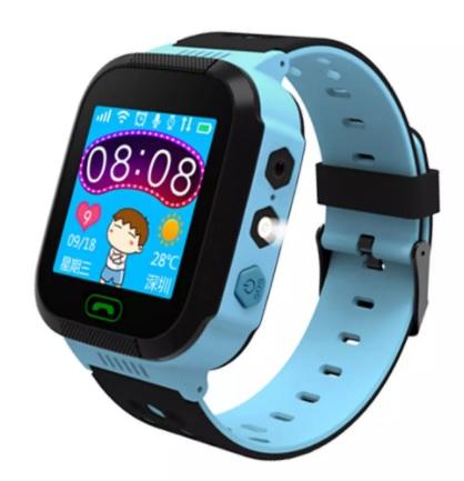 Smartwatch PL podsłuch dziecka lokalizator GPS Model Q528