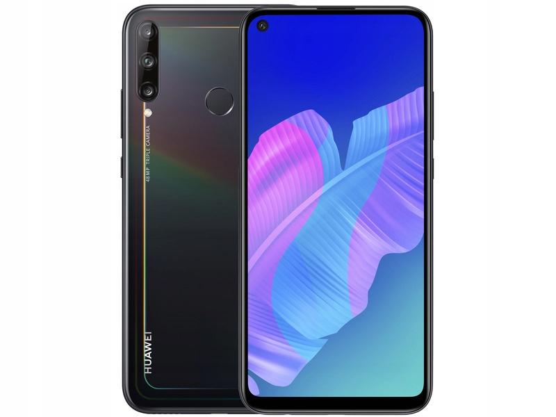 Czarny Smartfon HUAWEI P40 Lite E 4/64GB Pie