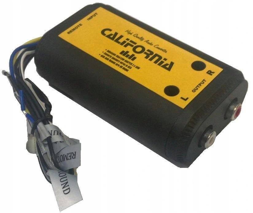 Exit Adapter pre rádiový zosilňovač bez RCA