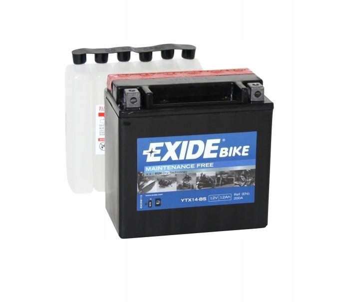 Batéria EXIDE HONDA VTX 1300 RETRO CUSTOM