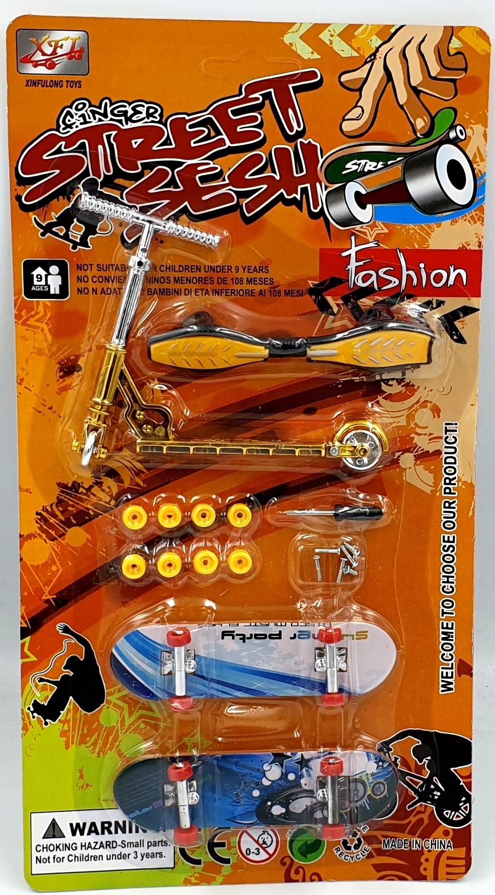Fingerboard Mini Deskorolka Hulajnoga Na Palce 9989974829 Allegro Pl