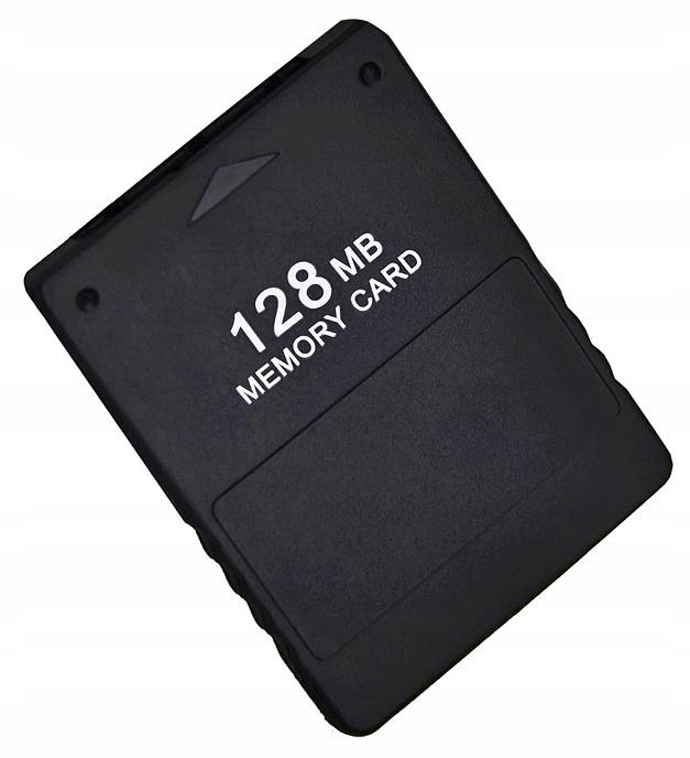 Pamäťová karta pre PS2 PlayStation 2 Veľké 128 MB