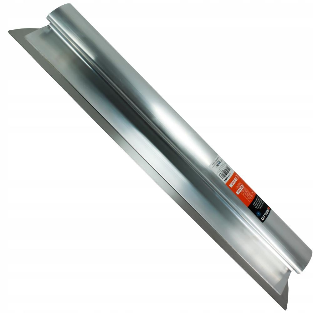 Nóż do gładzi pióro szpachla nierdzewna 80cm SOLID