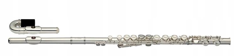 Stagg WS-FL221s priečny flüt dva náustky